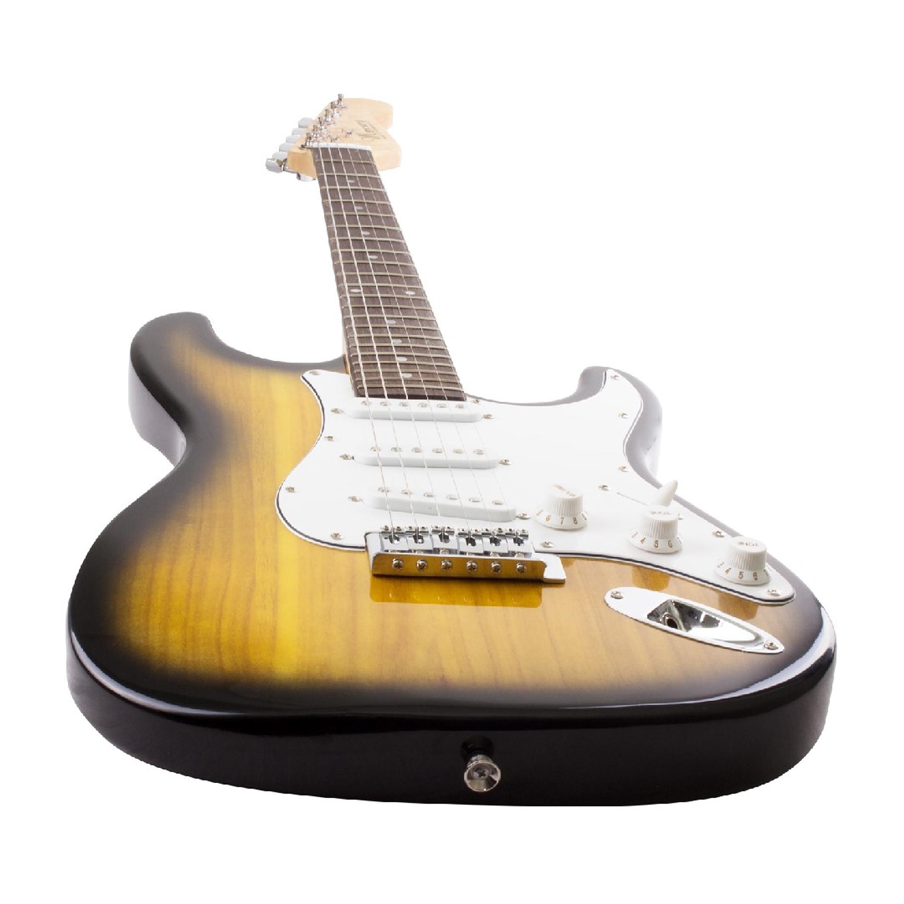 Pack Guitarra Eléctrica Sunburts Mercury