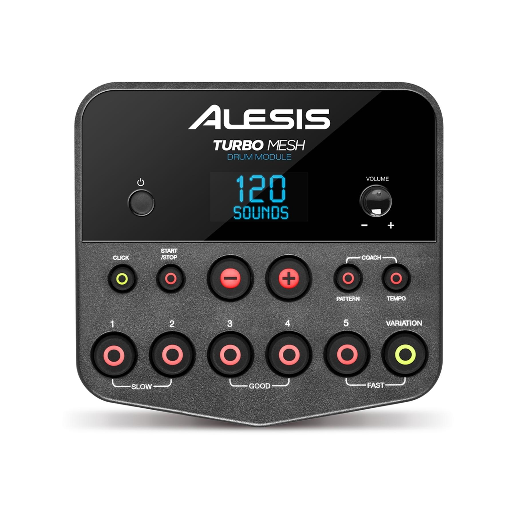 Batería Electrónica Alesis Turbo Mesh Kit