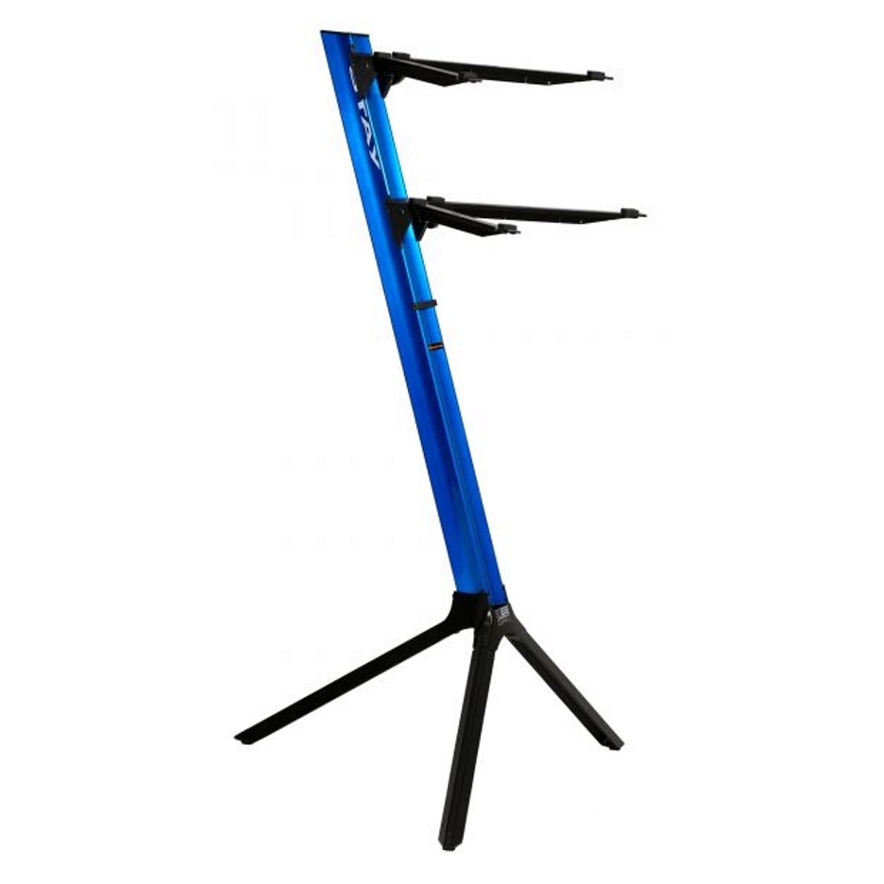 Atril De Teclado Slim 1100/02 Azul Stay