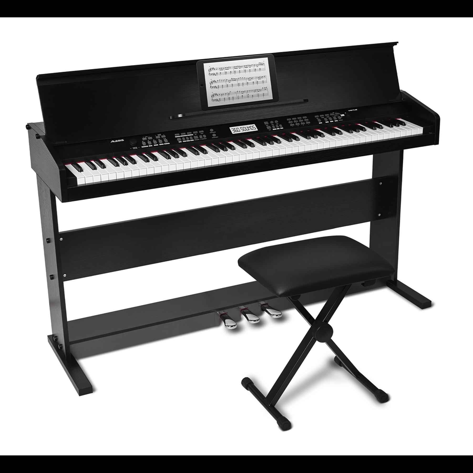 Piano digital Alesis Virtue - Kit