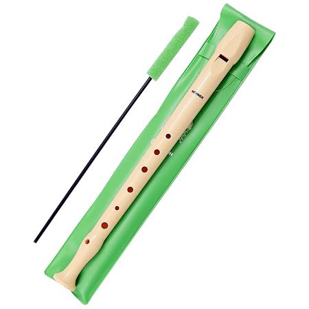 Flauta Dulce Soprano Digitación Alemana Hohner