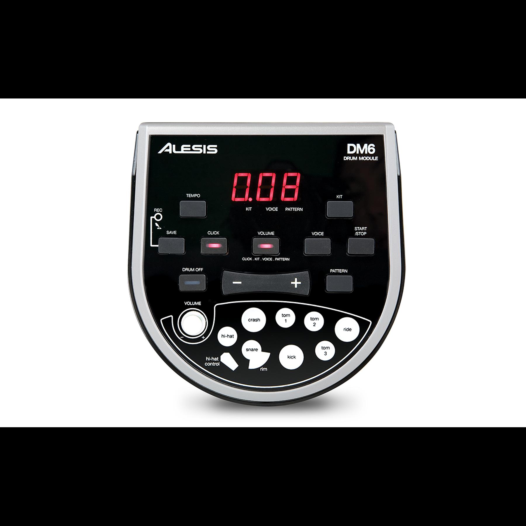 Batería Electrónica Alesis Burst Kit