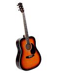 Guitarra Electroacustica MSEA1-Sunburst Mercury