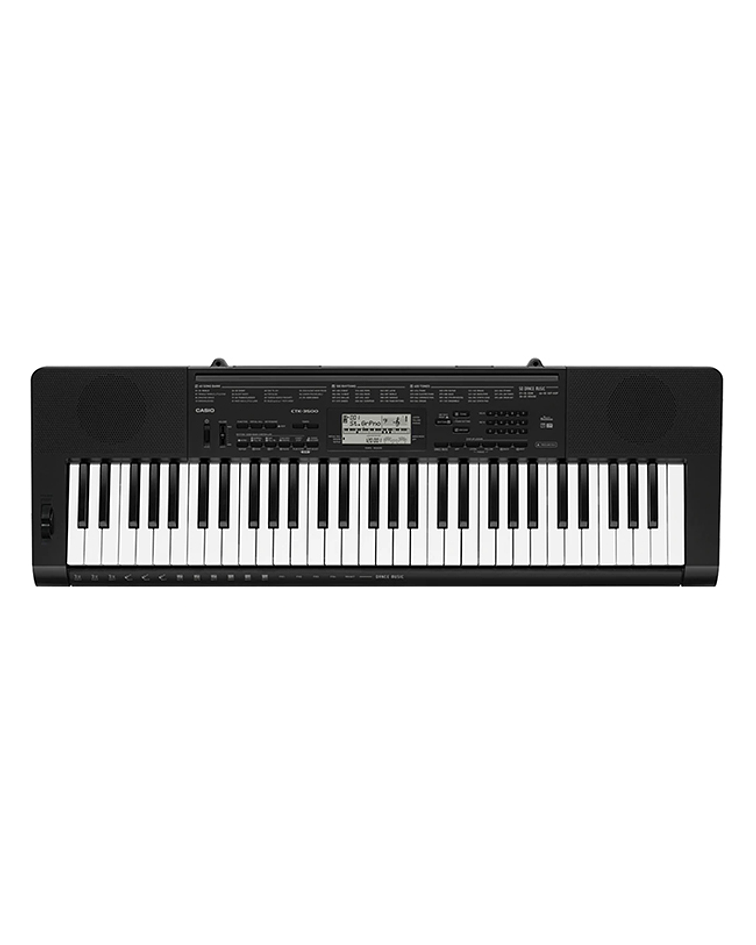 Teclado Casio CTK-3500 /Transformador Original