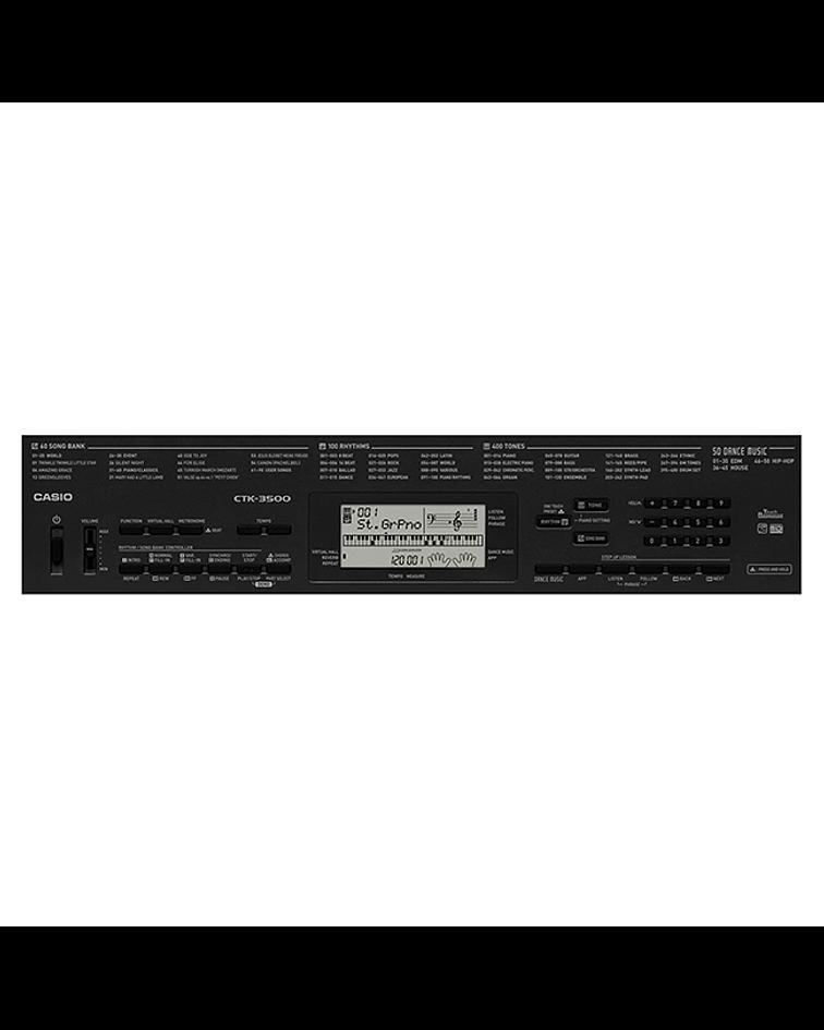 Teclado Casio CTK-3500 /Transformador Original