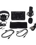 Full Pack Home Studio Air 192-4 Vocal Studio Pro/CR4BT M-audio/Mackie