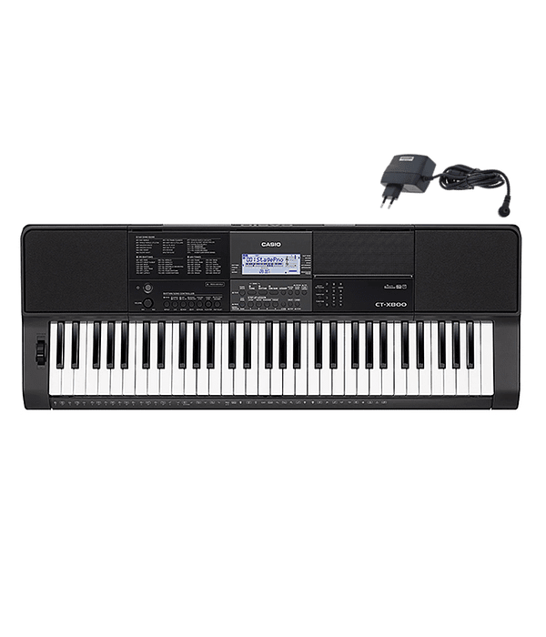Teclado Casio CT-X800 /transformador Original
