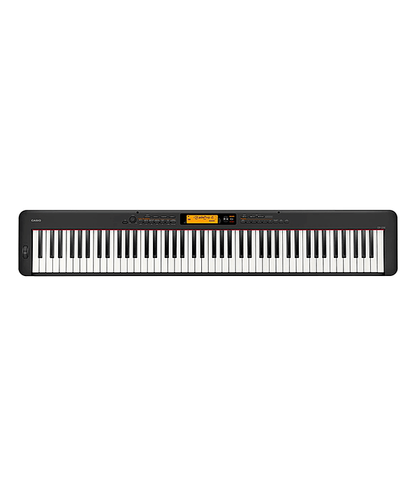 Piano Digital Casio CDP-S350BK