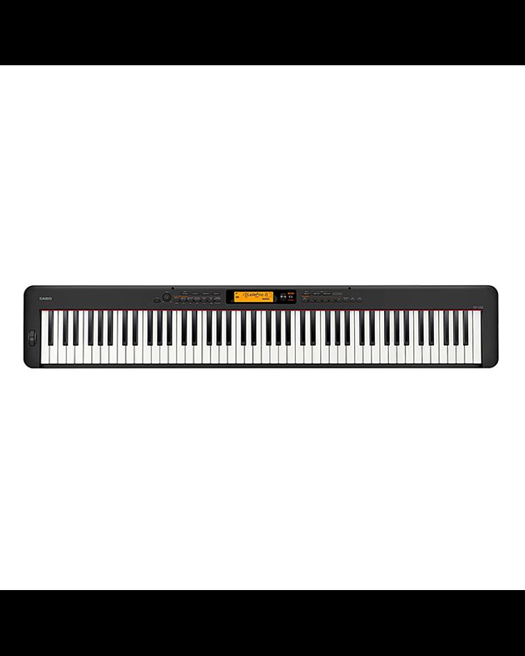 Piano Digital Casio CDP-S350BK