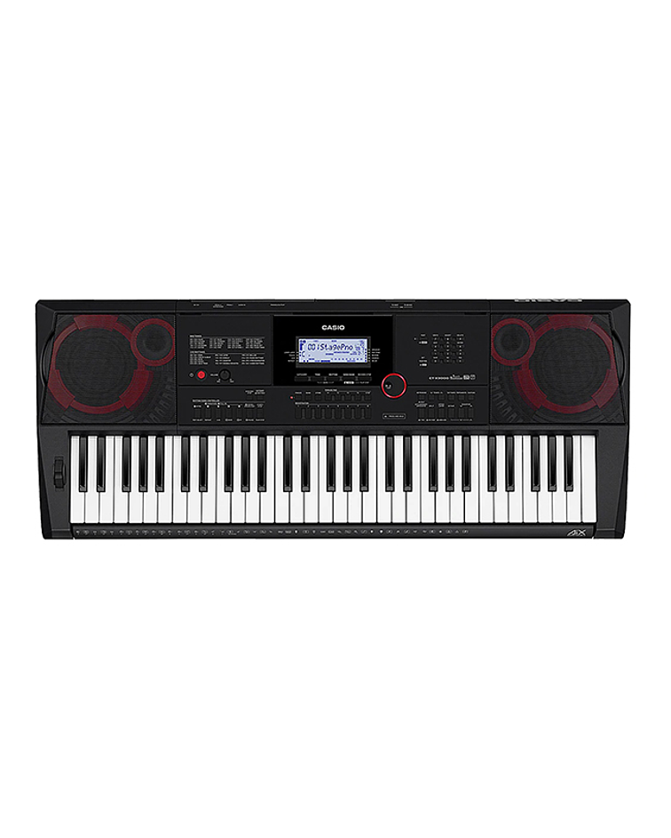 Teclado Casio CT-X3000