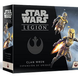 SW Legion: Clan Wren (Pedido)