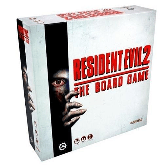 Resident Evil 2: The Board Game (Stock)