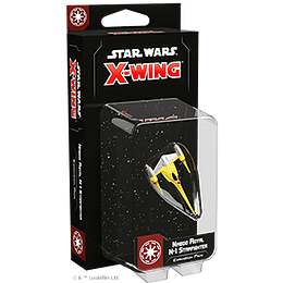 X-Wing 2nd Ed: Naboo Royal N-1 Starfight (Pedido)