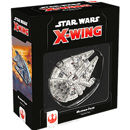 X-Wing 2nd Ed: Millenium Falcon (Pedido)