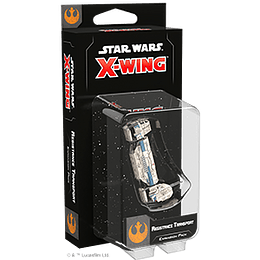 X-Wing 2nd Ed: Resistance Transport (Pedido)