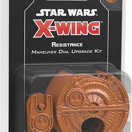 X-Wing 2nd Ed: Resistance Maneuver Dial (Stock)