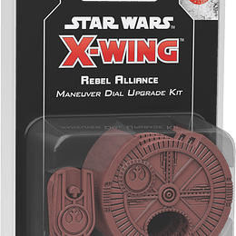 X-Wing 2nd Ed: Rebel Alliance Maneuver Dial Upgrade Kit (Pedido)