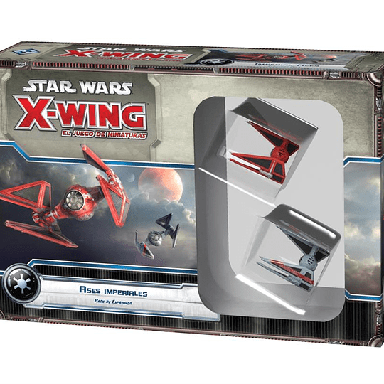 SW X-Wing - Ases imperiales 1.0 (Pedido)