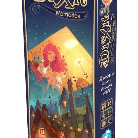 Dixit Memories (Stock)
