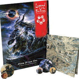L5R RPG: Mask of the Oni (Pedido)
