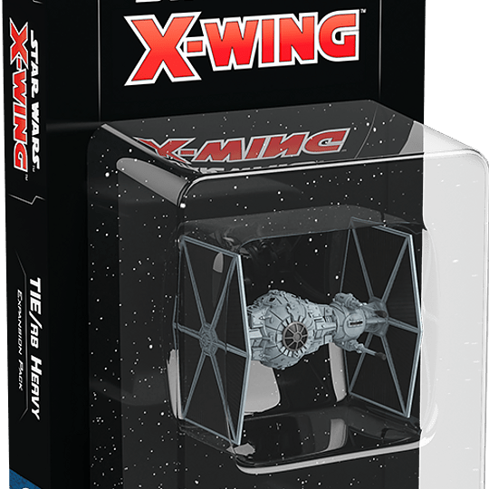 X-Wing 2nd Ed: TIE/rb Heavy Expansion Pack Preventa (Pedido)