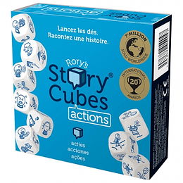 Story Cubes Acciones (Stock)