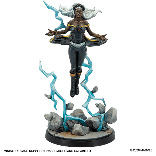 Marvel Crisis Protocol: Cyclops and Storm Character Pack (Pedido)