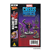 Marvel Crisis Protocol: Magneto and Toad Character Pack (Pedido)