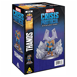 Marvel Crisis Protocol: Thanos Character Pack (Pedido)