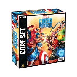 Marvel Crisis Protocol Miniatures Game Core Set (Inglés) (Stock)