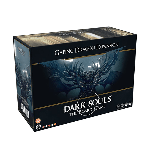Dark Souls: TBG - Gaping Dragon Expansion (Stock)