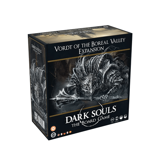 Dark Souls: TBG - Vordt of the Boreal Valley Expansion (Stock)