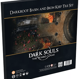 DS: TBG - Darkroot Basin and Iron Keep Tile Set (Por llegar)