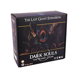 DS: TBG - The Last Giant Expansion (Stock)