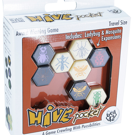 Hive Pocket (Pedido)
