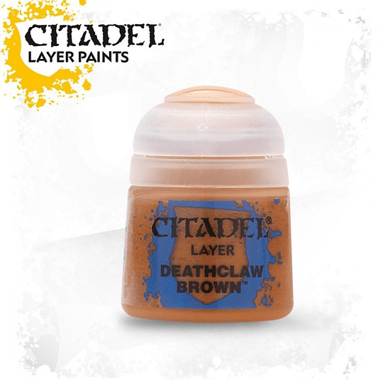 Citadel Layer - Deathclaw Brown (Stock)