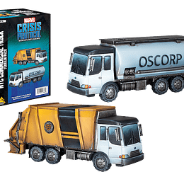 Marvel Crisis Protocol: NYC Commercial Truck Terrain Pack (Pedido)