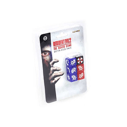 Resident Evil 2 Board Game Extra Dice Set (Pedido)