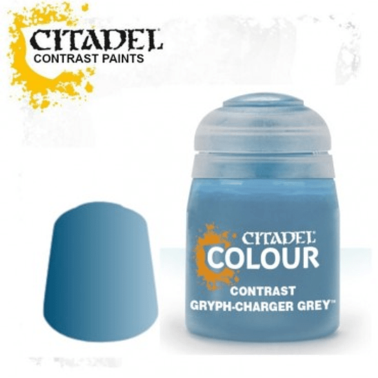 Citadel Contrast - Gryph-Charger Grey (Stock)