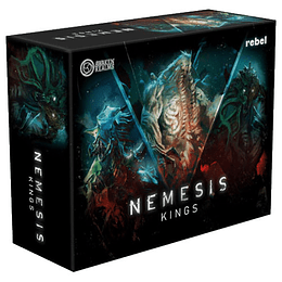 Nemesis: Alien Kings (Preventa limitada)
