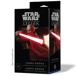 SW Legion: Count Dooku Commander (Stock)