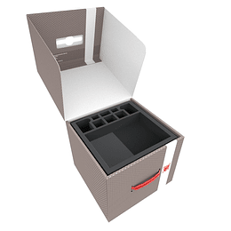 FELDHERR STORAGE BOX LBBG250 FOR THE LORD OF THE RINGS: JOURNEYS IN MIDDLE-EARTH - CORE GAME + SHADOWED PATHS