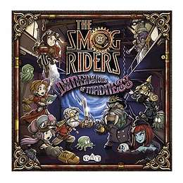 The Smog Riders: Dimensions of Madness (Stock)