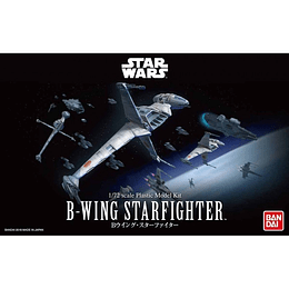 1/72 B-WING STARFIGHTER