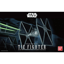 Bandai Tie Fighter 1/72