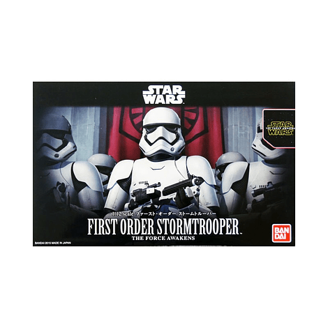 Bandai Stormtrooper The First Order 1/12