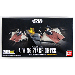 Bandai A-Wing Star Fighter Mini