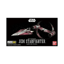 Bandai Jedi Starfighter mini