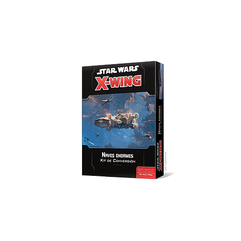 X-Wing 2nd Ed: Naves enormes Kit de Conversión (Pedido)