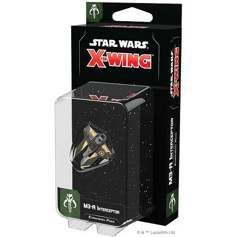 X-Wing 2nd Ed: Interceptor M3-A